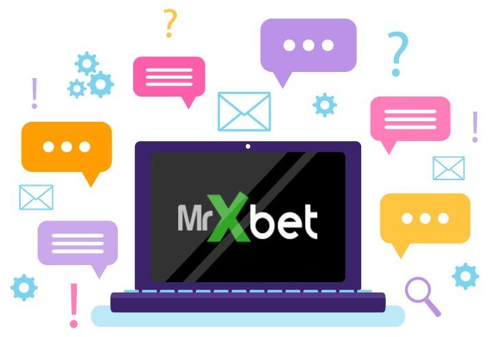 Mrxbet - Support