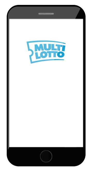 Multilotto Casino - Mobile friendly