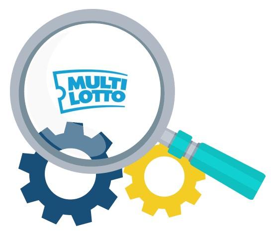 Multilotto Casino - Software