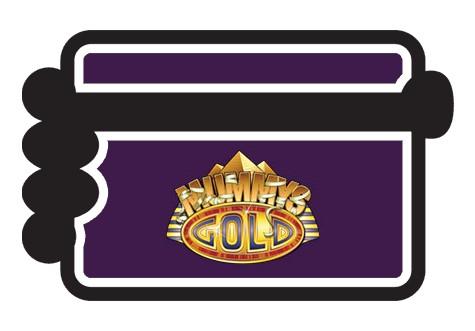 Mummys Gold Casino - Banking casino