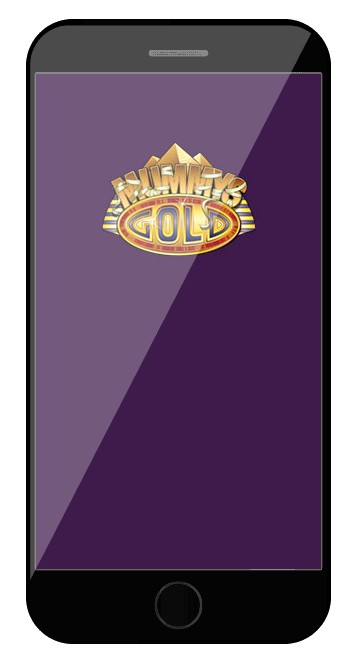 Mummys Gold Casino - Mobile friendly