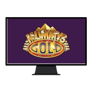Mummys Gold Casino - casino review