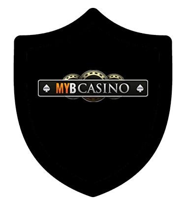 Myb - Secure casino