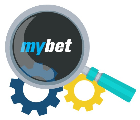 Mybet Casino - Software