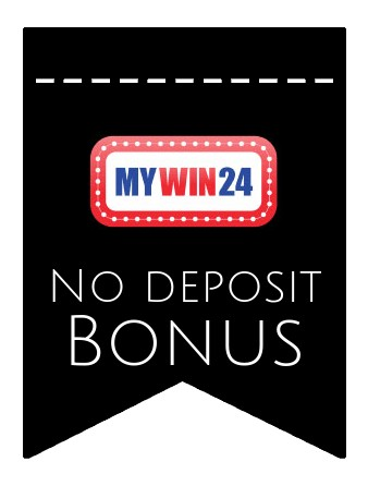 MyWin24 Casino - no deposit bonus CR