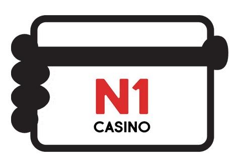 N1 Casino - Banking casino