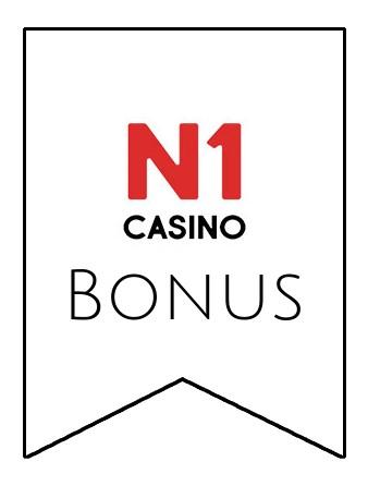 Latest bonus spins from N1 Casino