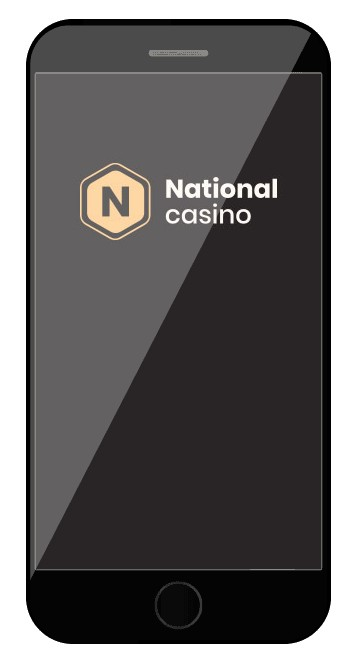 National Casino - Mobile friendly