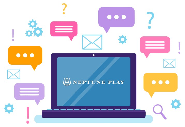 Neptune Play - Support