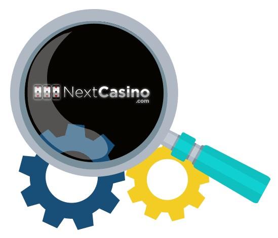 Next Casino - Software