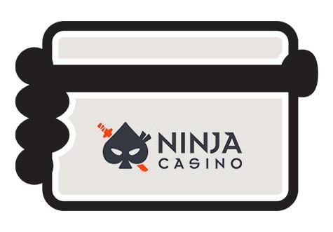 Ninja Casino - Banking casino