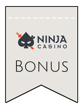 Latest bonus spins from Ninja Casino