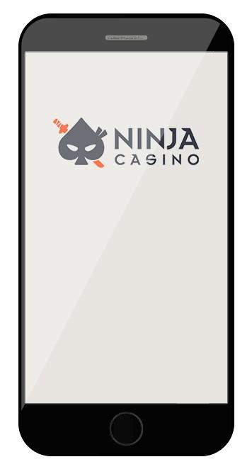 Ninja Casino - Mobile friendly