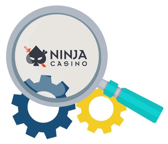 Ninja Casino - Software
