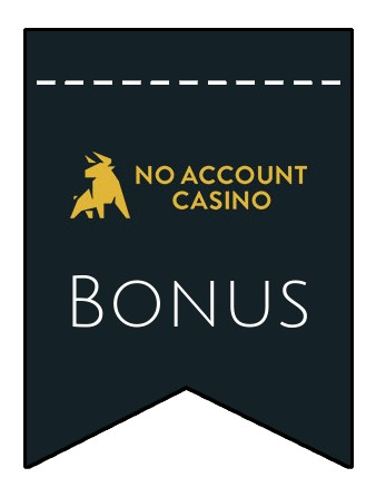 Latest bonus spins from No Account Casino