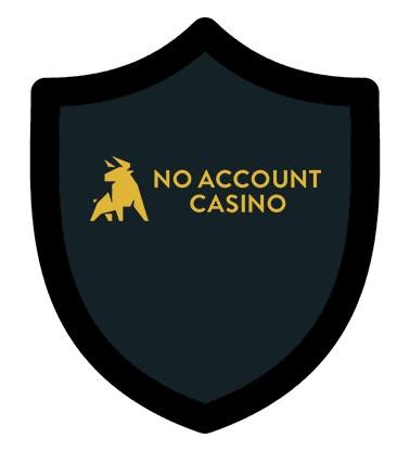 No Account Casino - Secure casino