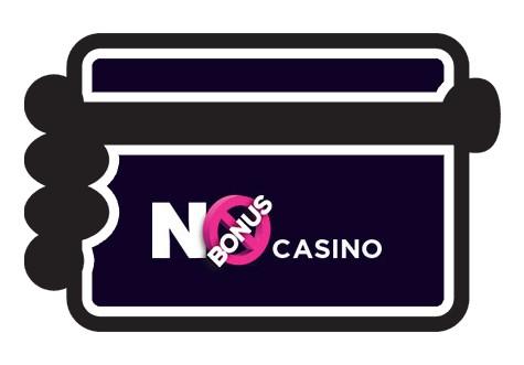 No Bonus Casino - Banking casino