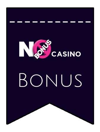 Latest bonus spins from No Bonus Casino