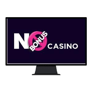No Bonus Casino - casino review