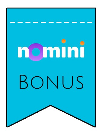 Latest bonus spins from Nomini