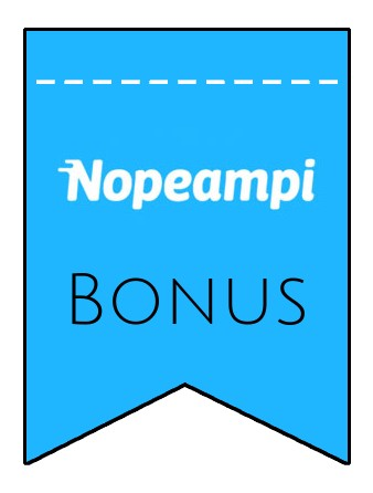 Latest bonus spins from Nopeampi Casino