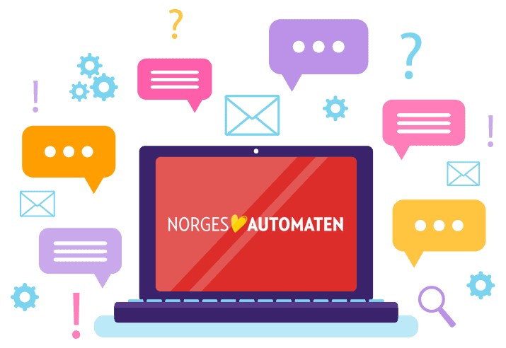 NorgesAutomaten - Support
