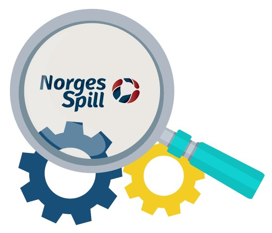 NorgesSpill Casino - Software