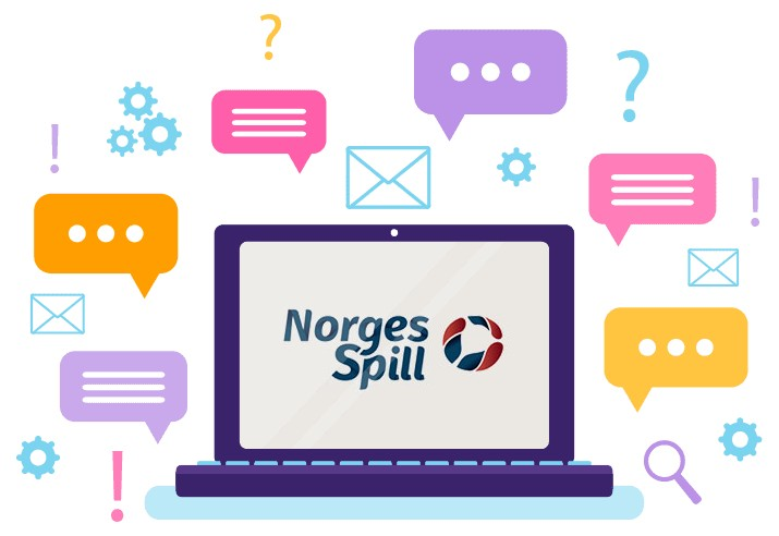 NorgesSpill Casino - Support