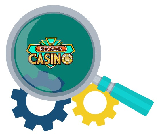 Nostalgia Casino - Software