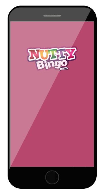 Nutty Bingo Casino - Mobile friendly