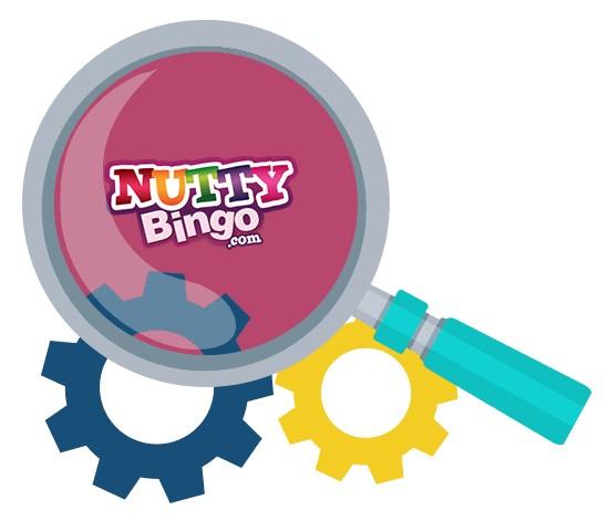 Nutty Bingo Casino - Software