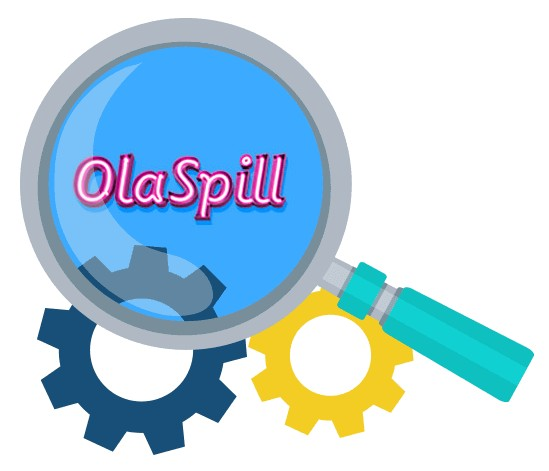 OlaSpill Casino - Software
