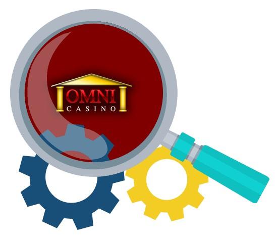Omni Casino - Software