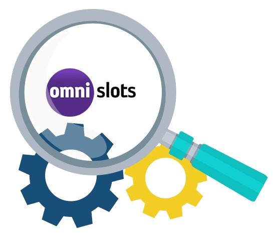Omni Slots Casino - Software