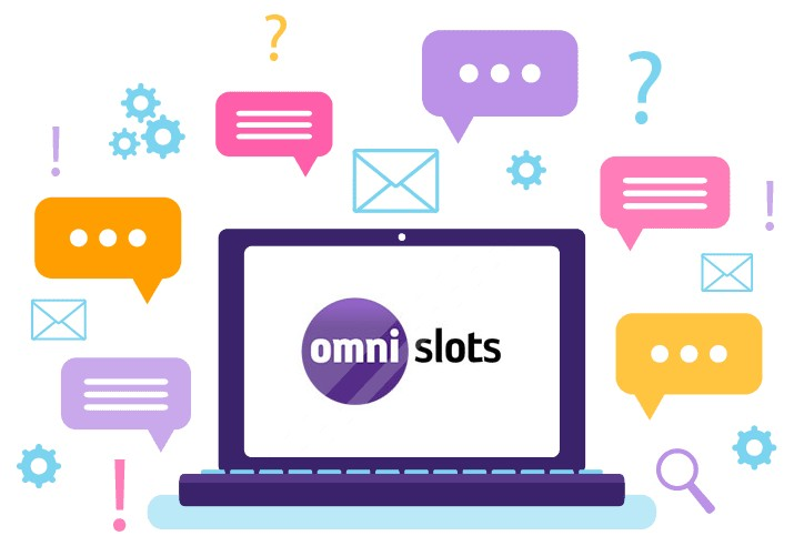 Omni Slots Casino - Support