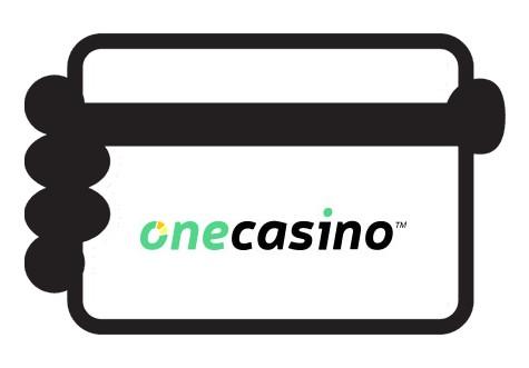 One Casino - Banking casino