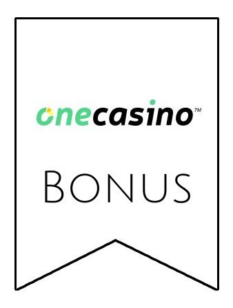 Latest bonus spins from One Casino
