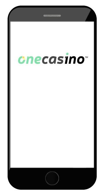 One Casino - Mobile friendly