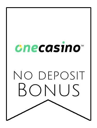 One Casino - no deposit bonus CR