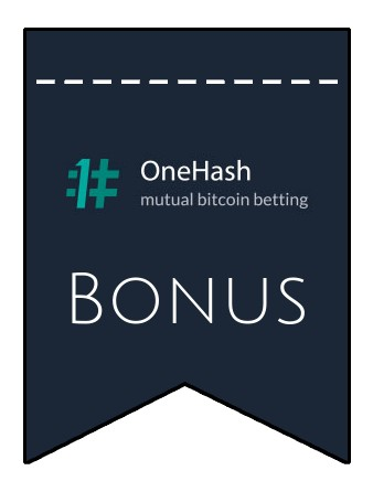 Latest bonus spins from OneHash