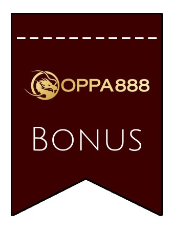 Latest bonus spins from Oppa888