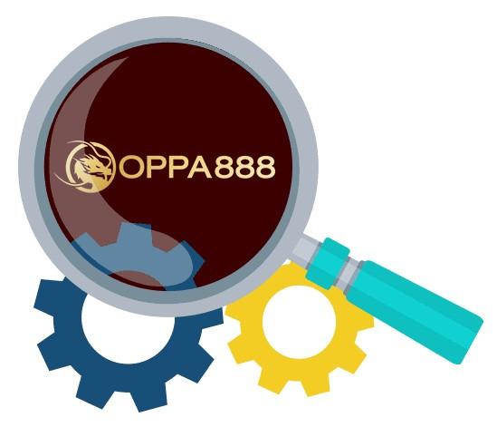 Oppa888 - Software