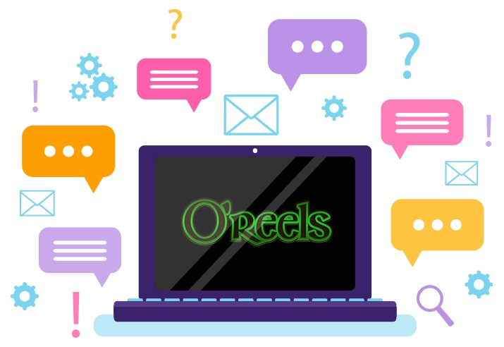 Oreels Casino - Support