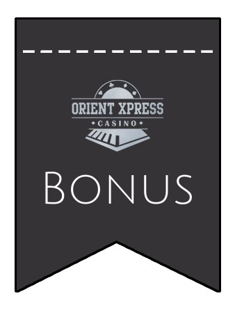 Latest bonus spins from OrientXpress Casino