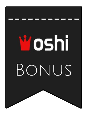 Latest bonus spins from Oshi