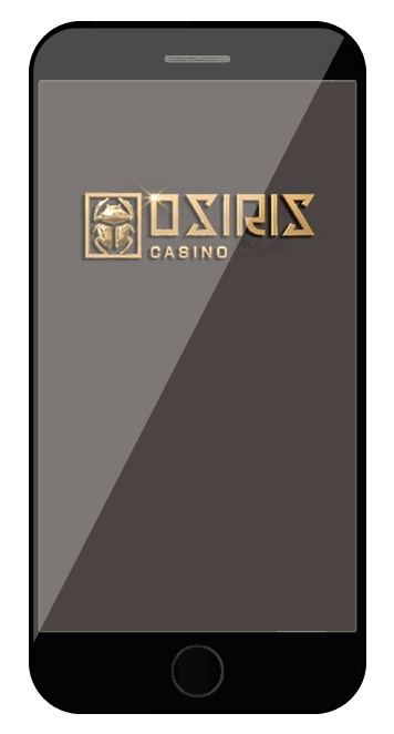 Osiris Casino - Mobile friendly