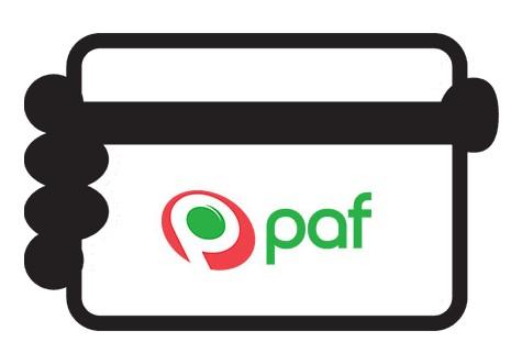 Paf Casino - Banking casino