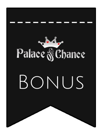 Latest bonus spins from Palace of Chance Casino
