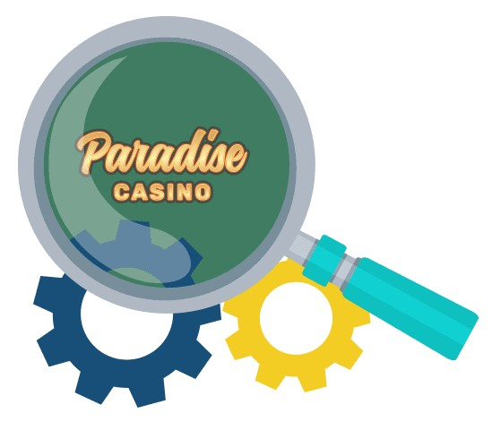 Paradise Casino - Software