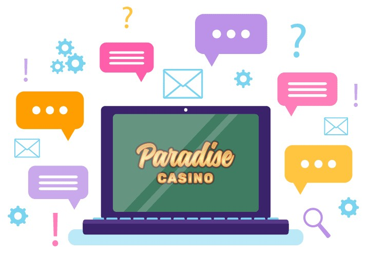 Paradise Casino - Support